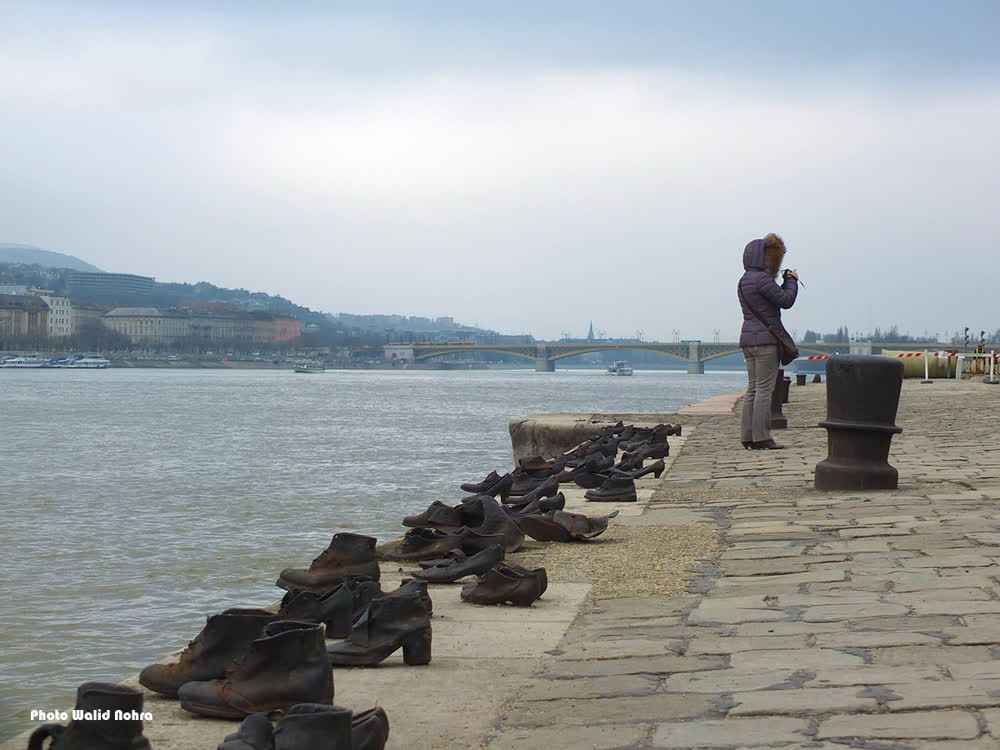 title: Shoes on the Danube