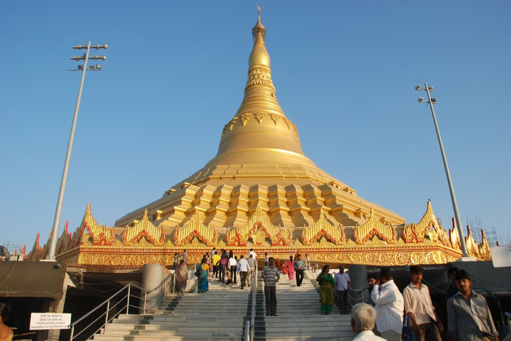 The Global Vipassana Pagoda