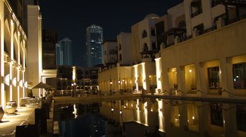 title: The Palace old town Dubai