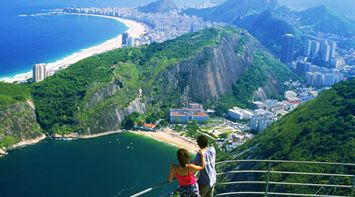 Discover Brazil Falling in love with Rio