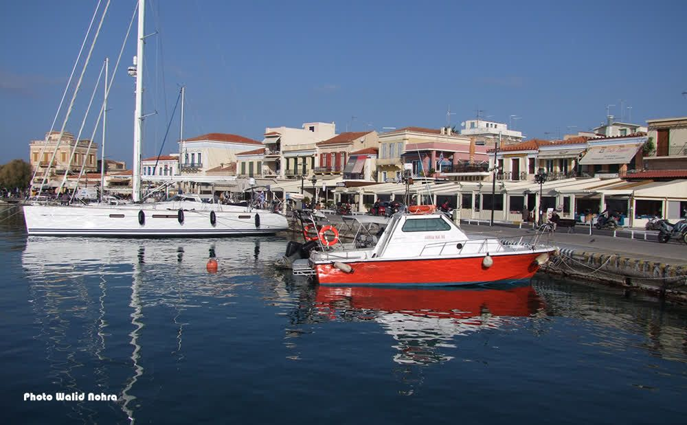 title: AEGINA ISLAND GREECE