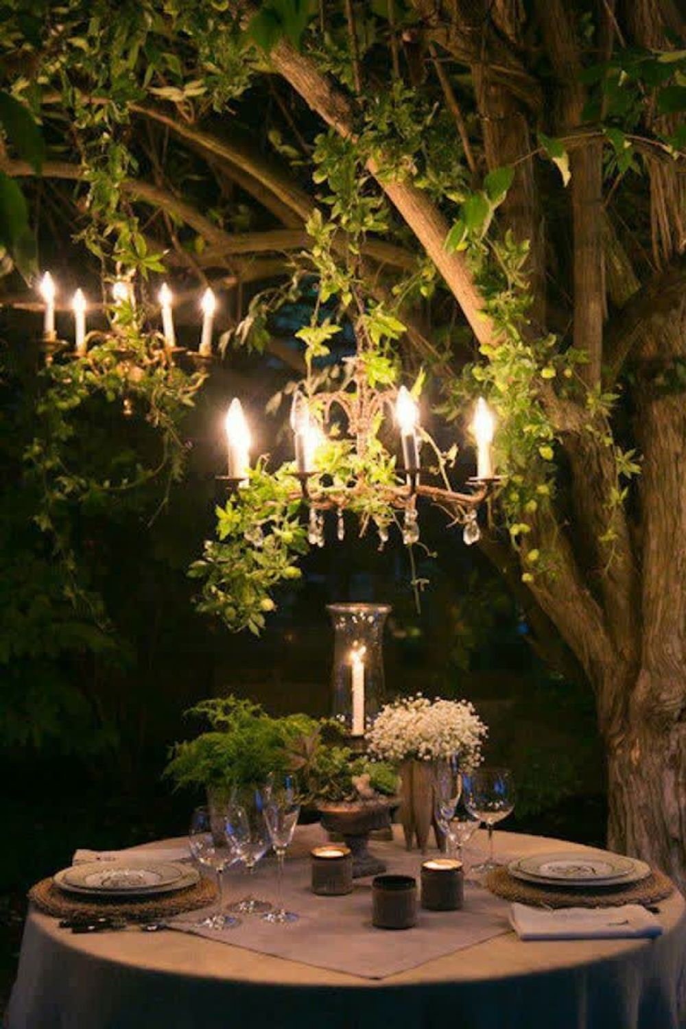 Candle Night dinings Around The World