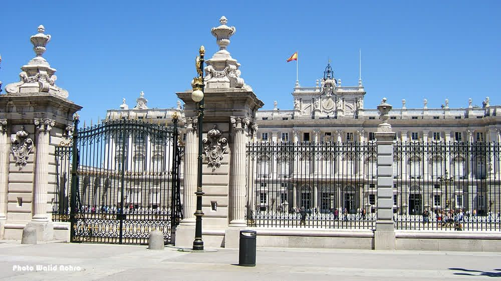 title: MADRID SPAIN