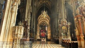 title: Vienna St Stephen s Cathedral