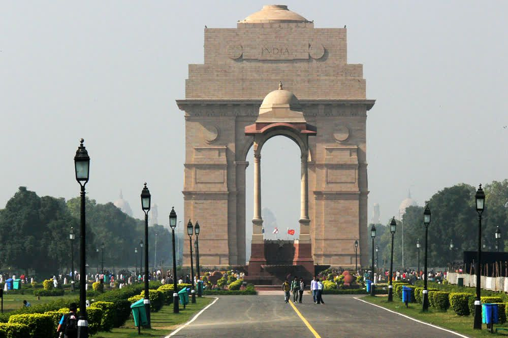 title: India Gate