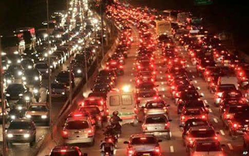 title: Longest traffic jam in the world china