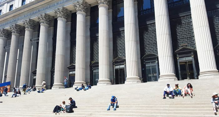 title: NY united states post office