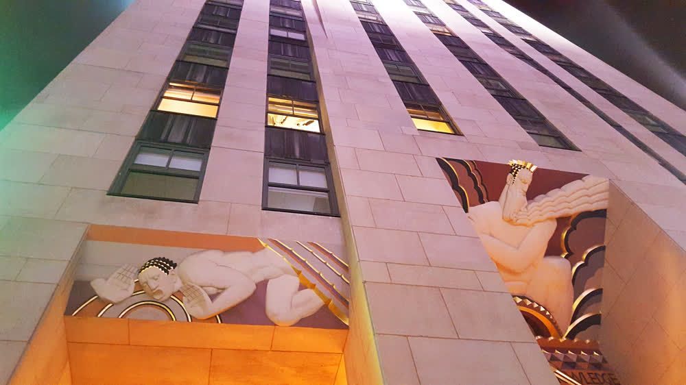 Rockefeller center - NYC