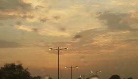 The most awaited Beautiful Monsoon in Delhi