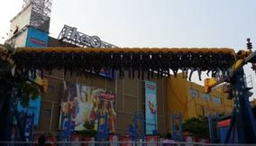 Twister World Of Wonders Noida