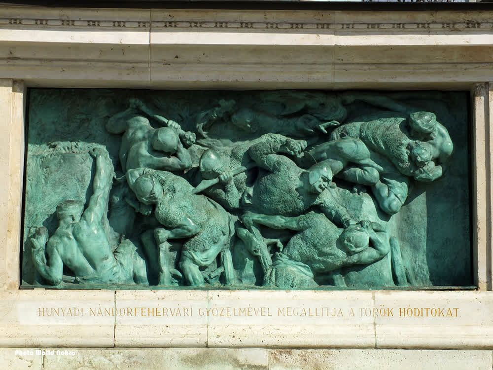 title: Heroes Square Budapest