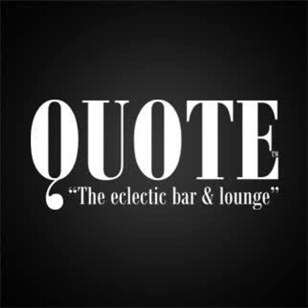 title: Quote Bar
