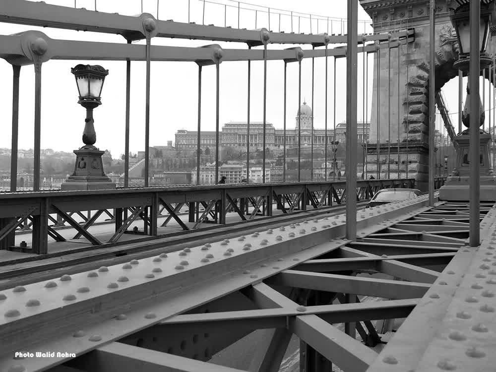 title: The Chain Bridge Budapest