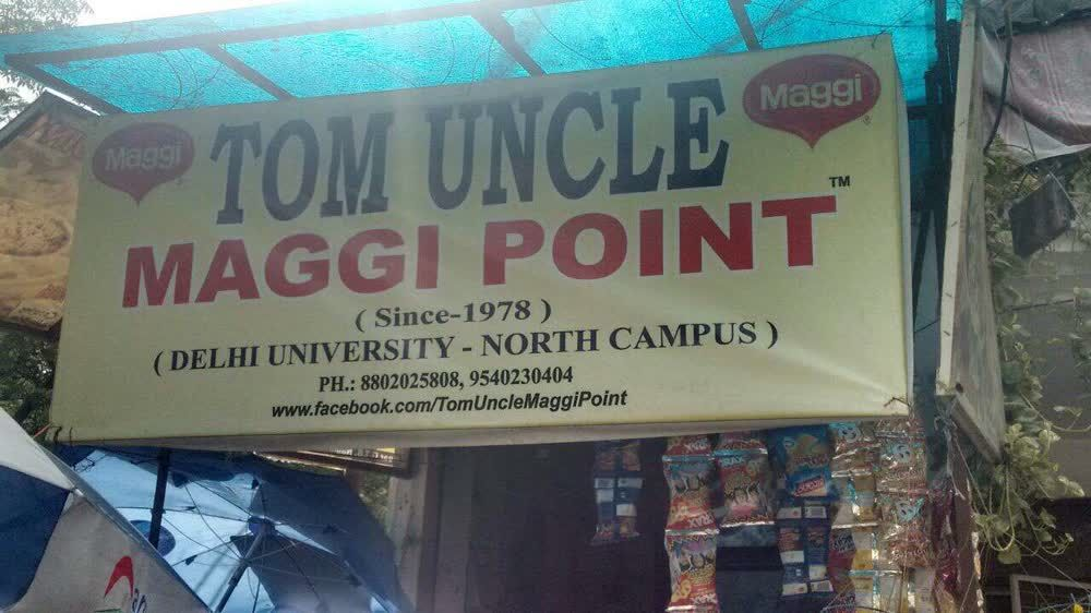 Tom Uncle Maggie Point