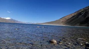 title: Pangong Lake  Listen to the Breeze