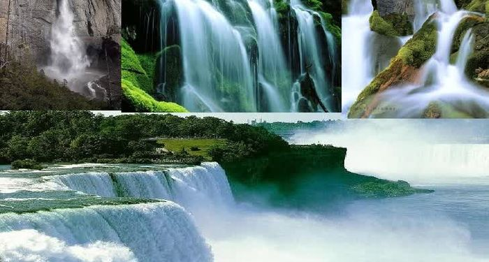 title: Breath taking Waterfalls from around the world