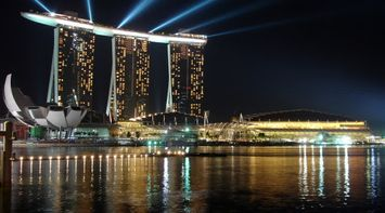 Discover Singapore Marina Bay Sands Singapore