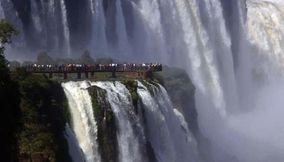 Waterfalls from around the world