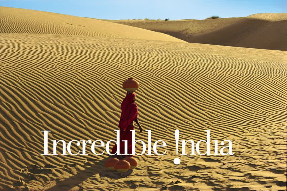 title: Incredible India
