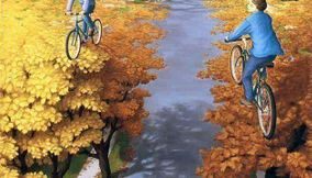 Rob Gonsalves illusion paintings Amazing work