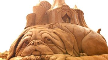 Discover Delhi Sand Sculptures Amazing Sand Art India