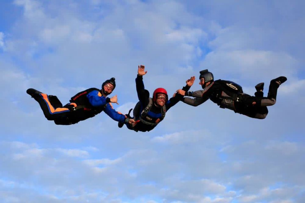 Skydive Soulac Adrenaline Xperience