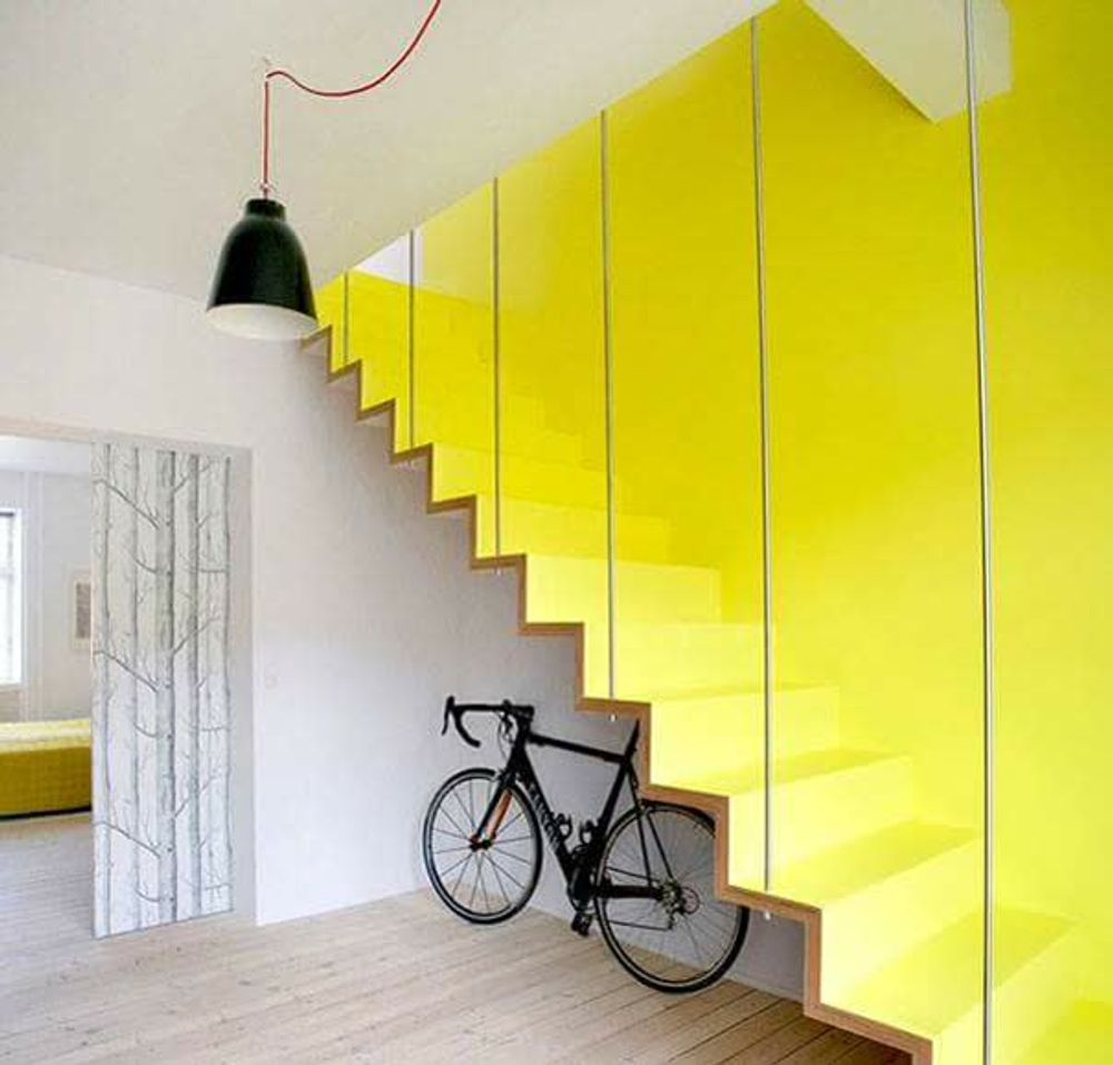 Unique staircase from around the world !