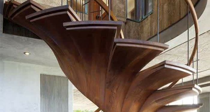 title: Unique staircase from around the world