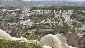 title: Cappadocia old and historical architecture