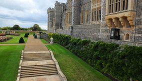 title: Windsor Castle Gardens