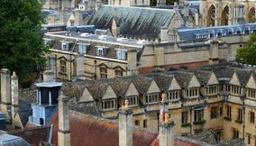 title: Oxford City View