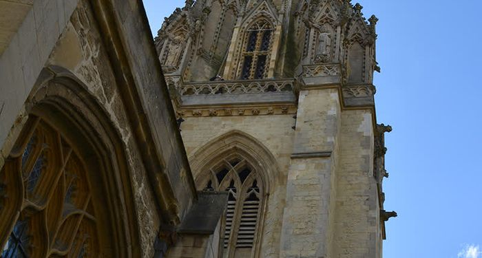 title: Church of St Mary the Virgin oxford