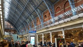 title: Eurostar Station London