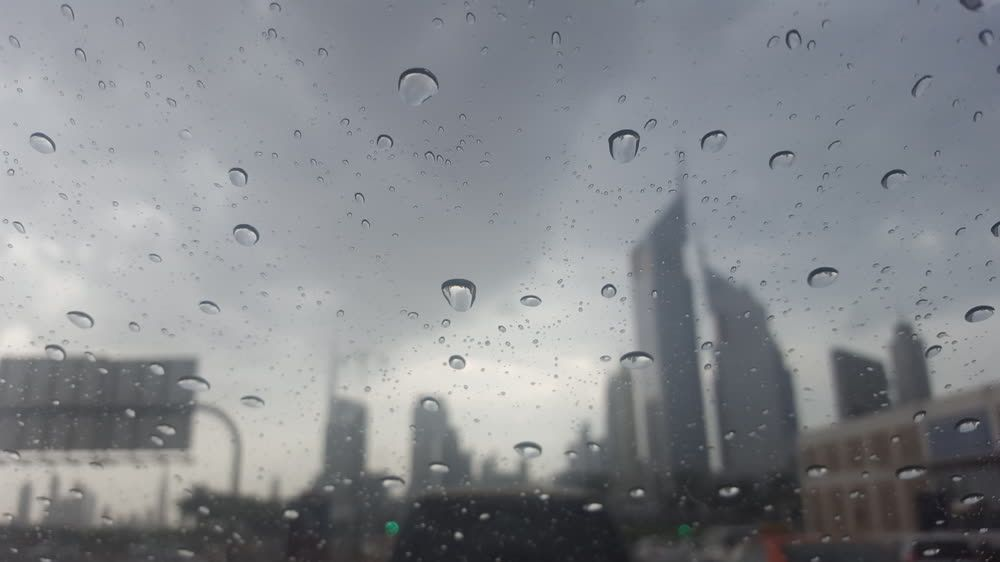 title: Rains in Dubai