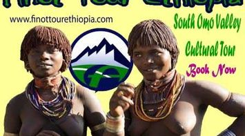 Loking travlers Southern Ethiopia Tour