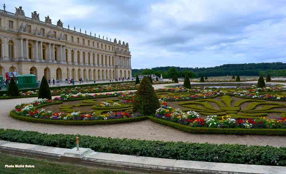 title: Versailles Castle Parks and Gardens