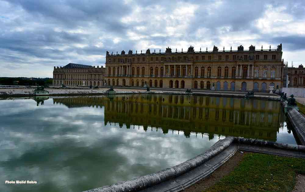 Versailles Castle Parks and Gardens