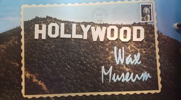 Discover Los Angeles Hollywood Wax Museum
