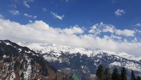 Few Pictures from Manali