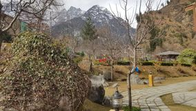title: Solang Valley Resort Beautiful Property at an Amazing Location