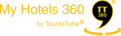 My Hotels 360 Logo